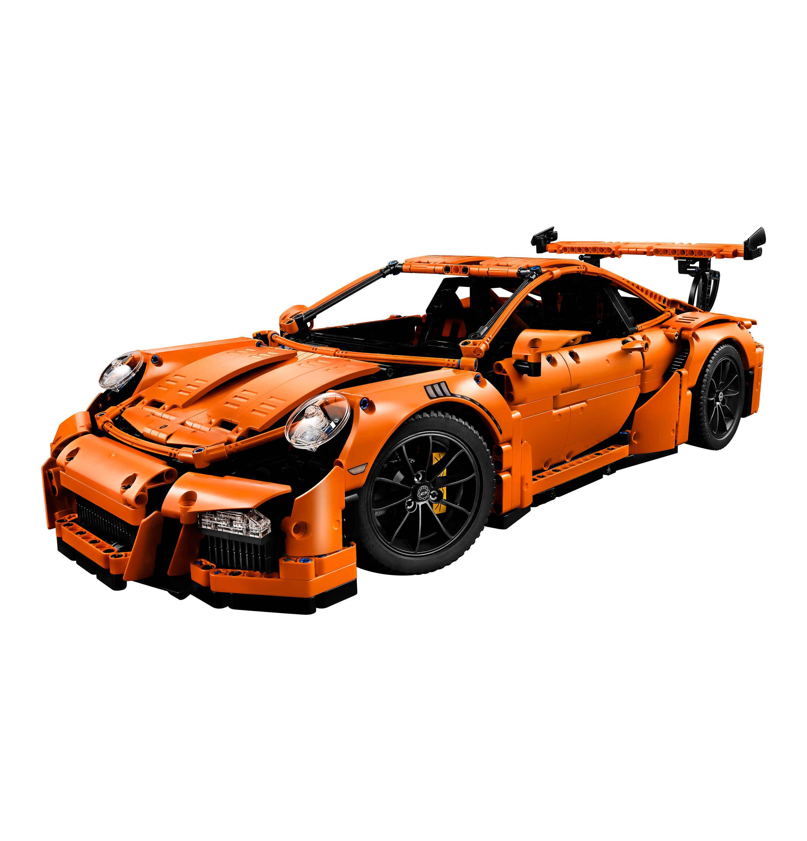 LEGO Technic 42056 Porsche 911 GT3 RS Elementoys